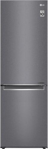 LG GBB61DSJZN, tmavěšedá kombinovaná chladnička