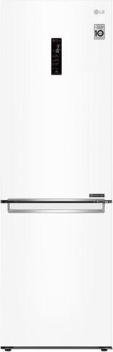 LG GBB61SWHZN, biela kombinovaná chladnička