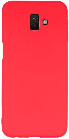 Winner TPU pouzdro pro Samsung Galaxy J6+ 2018, červená