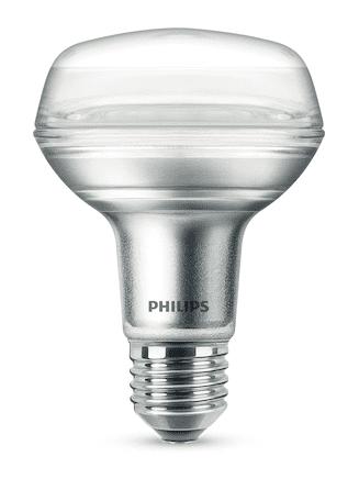 Philips LED 60W R80 E27