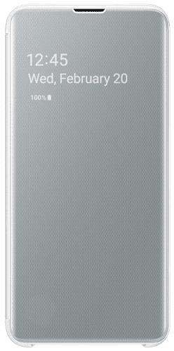 Samsung Clear View pouzdro pro Samsung Galaxy S10e, bílá