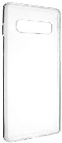 Fixed TPU gelové pouzdro pro Samsung Galaxy S10+, transparentní