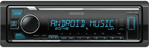 KENWOOD KMM-125 RGB