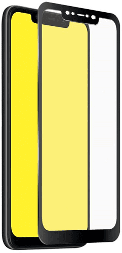 SBS Full Cover tvrzené sklo pro Xiaomi Pocophone F1, černá