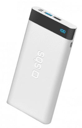 SBS powerbanka PD 10 000 mAh, černá
