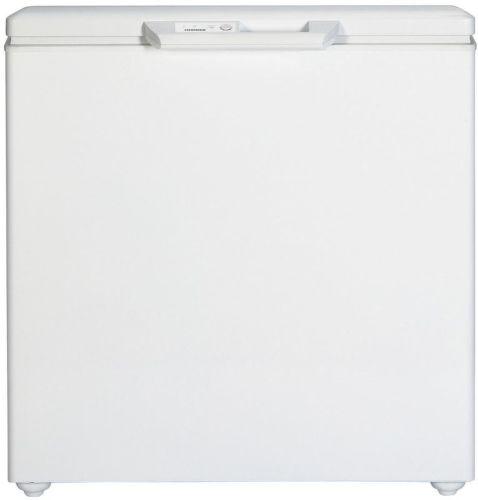 Liebherr GT 2632 - bílá truhlicová mraznička