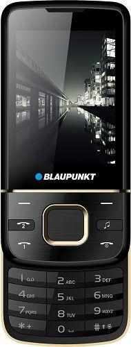 Blaupunkt FM 01 Slider černý