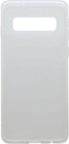 Mobilnet gumové pouzdro pro Samsung Galaxy S10+, transparentní