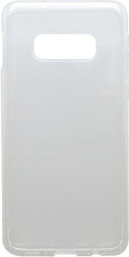 Mobilnet gumové pouzdro pro Samsung Galaxy S10e, transparentní