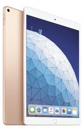 Apple iPad Air Wi-Fi 64 GB (2019) zlatý