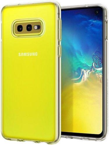 Spigen Liquid Crystal pouzdo pro Samsung Galaxy S10e, transparentní