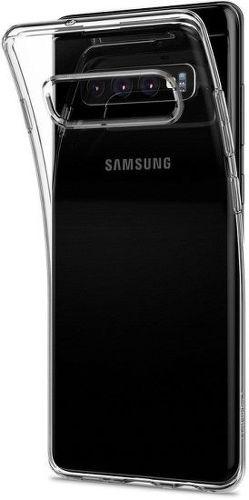 Spigen Liquid Crystal pouzdo pro Samsung Galaxy S10+, transparentní