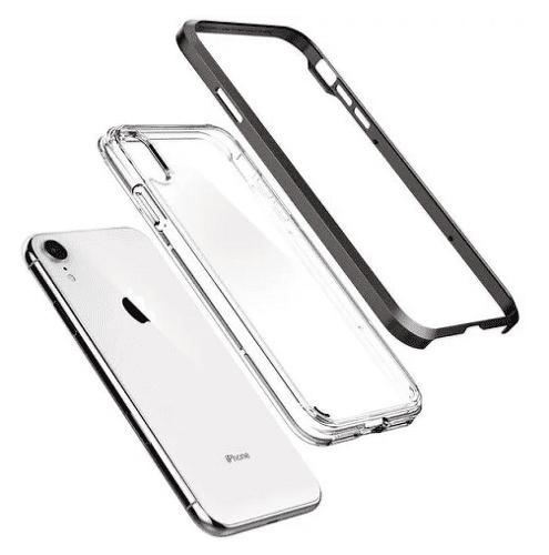 Spigen Neo Hybdrid Crystal pouzdro pro Apple iPhone Xs Max, transparentní