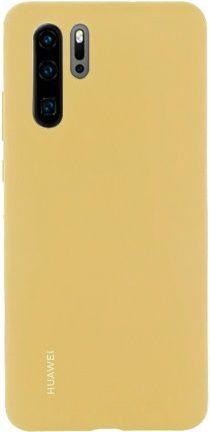 Huawei silikonové pouzdro pro Huawei P30 Pro, žlutá
