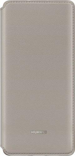 Huawei flipové pouzdro pro Huawei P30 Pro, šedá