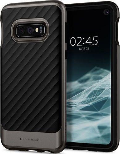 Spigen Neo Hybrid pouzdro pro Samsung Galaxy S10e, metalická
