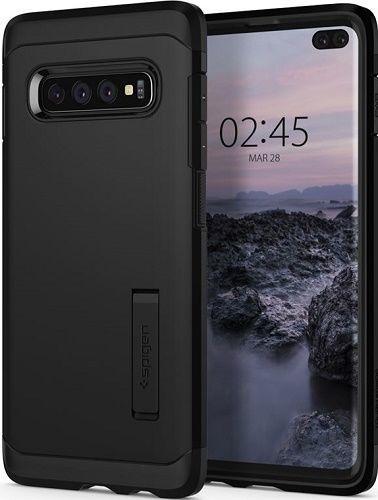 Spigen Tough Armor pouzdro pro Samsung Galaxy S10+, černá