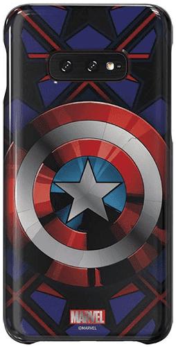 Samsung Marvel pouzdro pro Samsung Galaxy S10e, Captain America