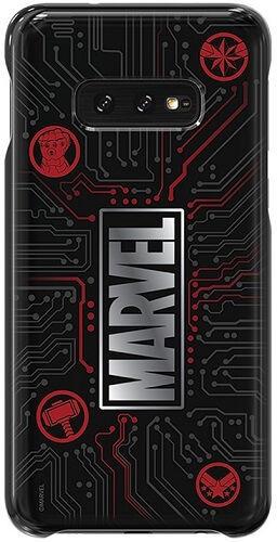 Samsung Marvel pouzdro pro Samsung Galaxy S10e, Marvel Logo