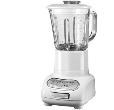 KITCHENAID Aristan 5KSB555EWH, stolovy mixer biely