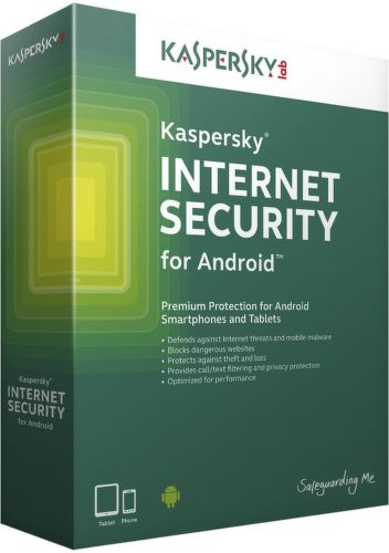 KASPERSKY Internet Security CZ (3x Android/1 rok)