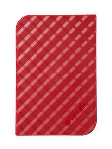 "VERBATIM HDD 2.5"" 1TB USB 3.0 SuperSpeed RED"