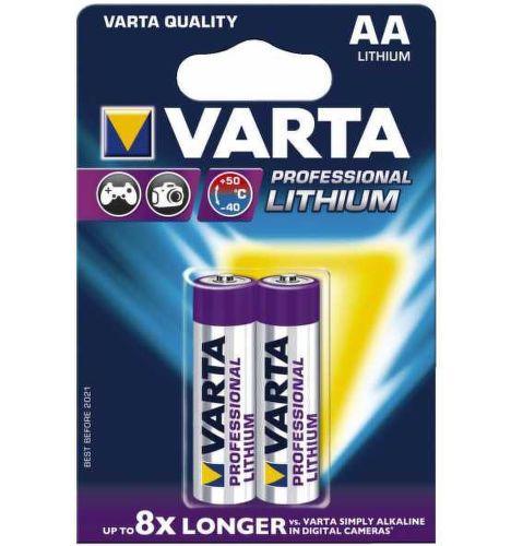 Varta Professional Lithium - AA, 2ks