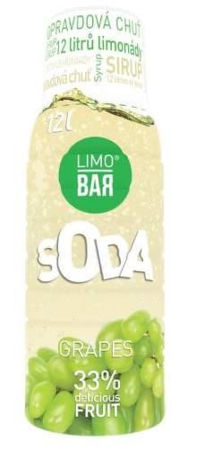 LIMO BAR Sirup Hrozno 0,5l