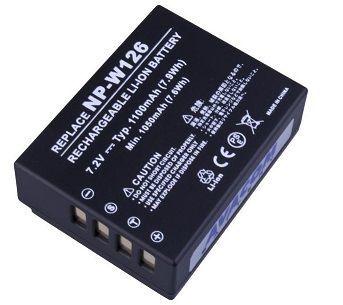 AVACOM DIFU-W126-744 je kvalitná náhradná batérie pre fotoaparáty Fujifilm. Batéria má kapacitu 1100 mAh a je plnohodnotnou náhradou za originálny akumulátor Fujifilm NP-W126.