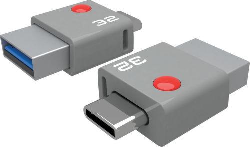 EMTEC DUO USBC T400 32GB, USB kľúč