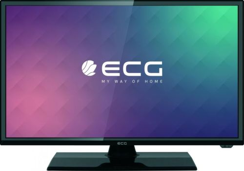 ECG 24 H01T2S2 LED TV (černý)