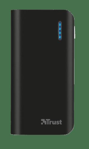 Trust Primo powerbanka 5200 mAh, černá