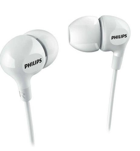 Philips SHE3555WT/00 bílá