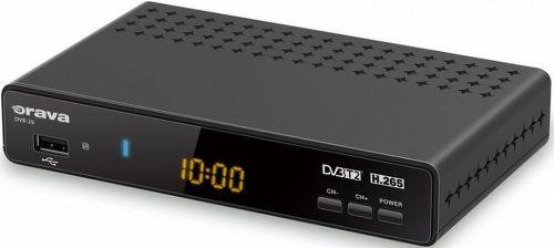 ORAVA DVB-20, DVB prijímač