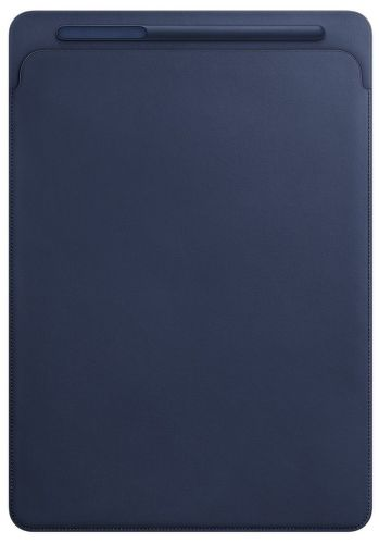"Apple Leather Sleeve pre Apple iPad Pro 12,9"" Midnight Blue"