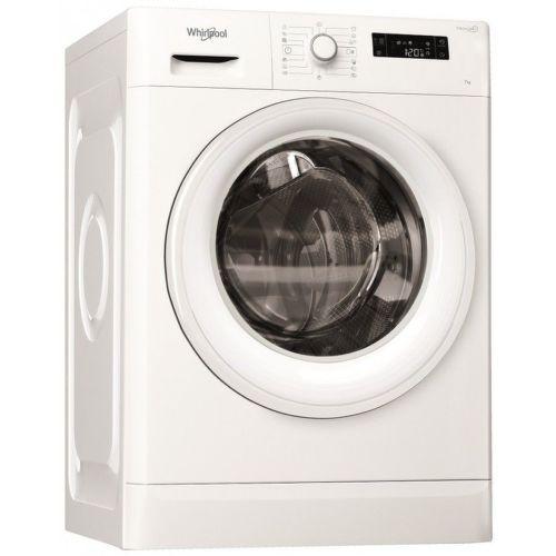 WHIRLPOOL FWF71483W EU, bílá pračka plněná zepředu