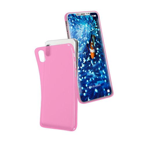 SBS Cool pouzdro pro Apple iPhone X a Xs, růžové