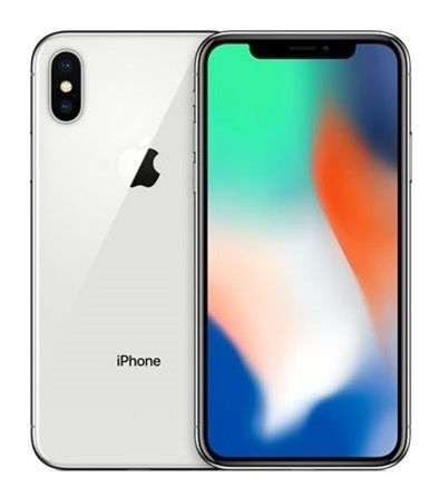 APPLE iPhone X 64GB SIL_01