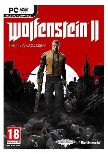 PC - Wolfenstein II: The New Colossus_01