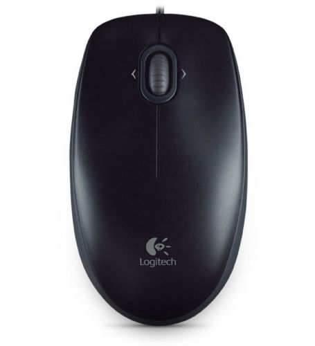 LOGITECH Mouse M100 Dark , 910-001604