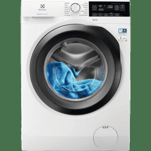 Electrolux PerfectCare 800 EW8F328SC, bílá pračka plněná zepředu