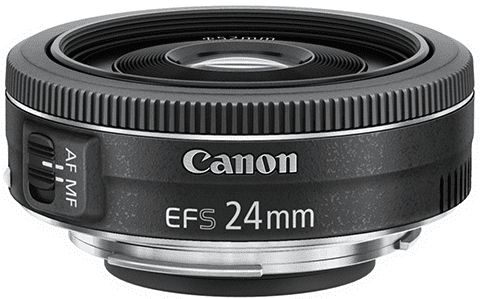 CANON EF-S 24 2.8 STM