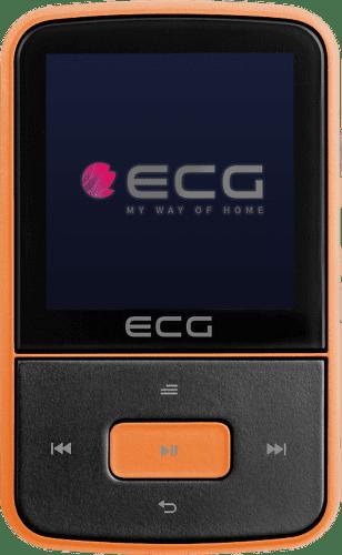 ECG PMP 30 8GB BLK/ORG, MP3 prehrávač
