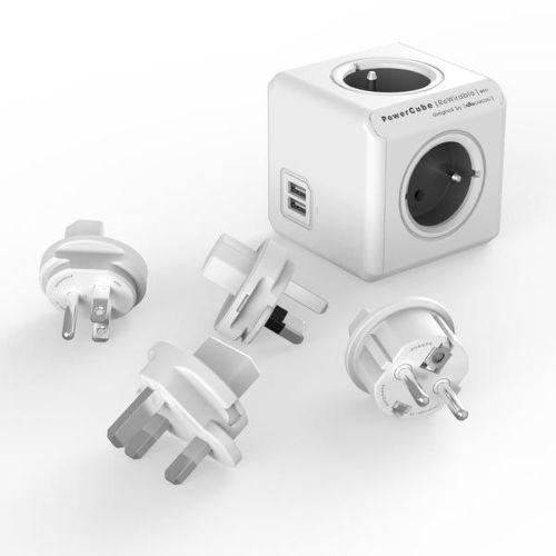 POWER CUBE Rewirable USB