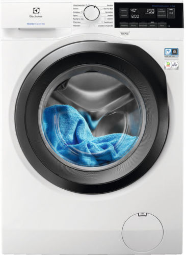 Electrolux PerfectCare 700 EW7F348SC, bílá pračka plněná zepředu
