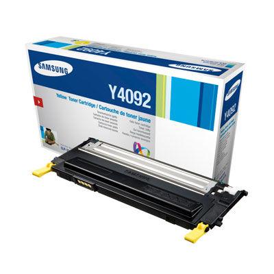 SAMSUNG CLT-Y4092S/ELS, YELLOW toner pre CLP-315