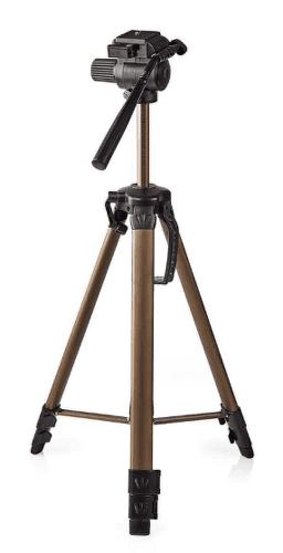 Nedis hliníkový stativ 161 cm 3,5 kg, bronzová