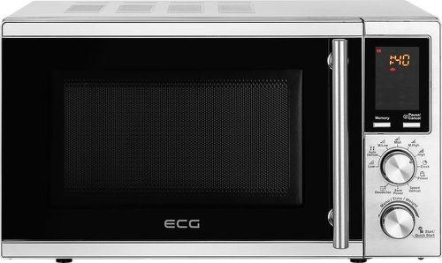 ECG MTD 2072 SE, nerezová mikrovlnná trouba