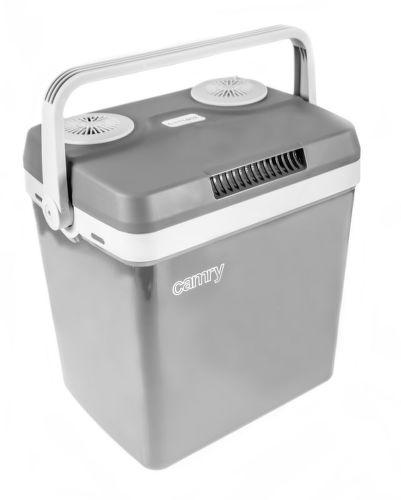 CAMRY CR93, šedá autochladnička