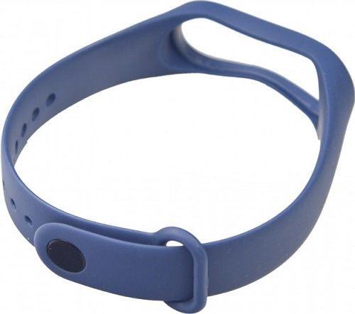 Aligator EB03 silikonový řemínek, modrá